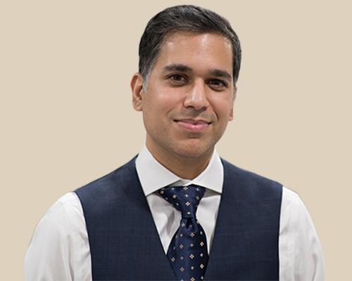 London ENT Surgeon Irfan Syed
