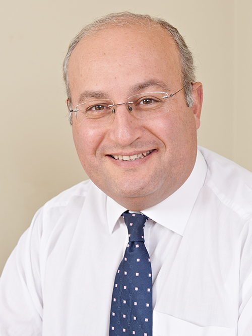 London ENT Surgeon Tony Aymat